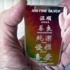 De prijs van zilver