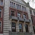 De Amsterdamse effectenbeurs (AEX), handel in aandelen