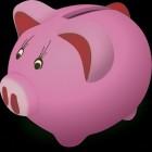 Spaarvarkens als spaarpotten
