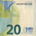 Het nieuwe 20-eurobiljet (2015)