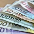 De welvaart in relatie tot gebruik van de euro in Europa