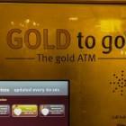 Goud uit de pinautomaat