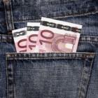 Geld lenen of sparen bij de Belastingdienst