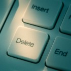 Online bankgegevens versturen is niet verstandig