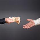 Groot geldbedrag lenen