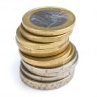 De rentemeter van de spaarrekeningen